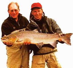 нахлыстовая рыбалка